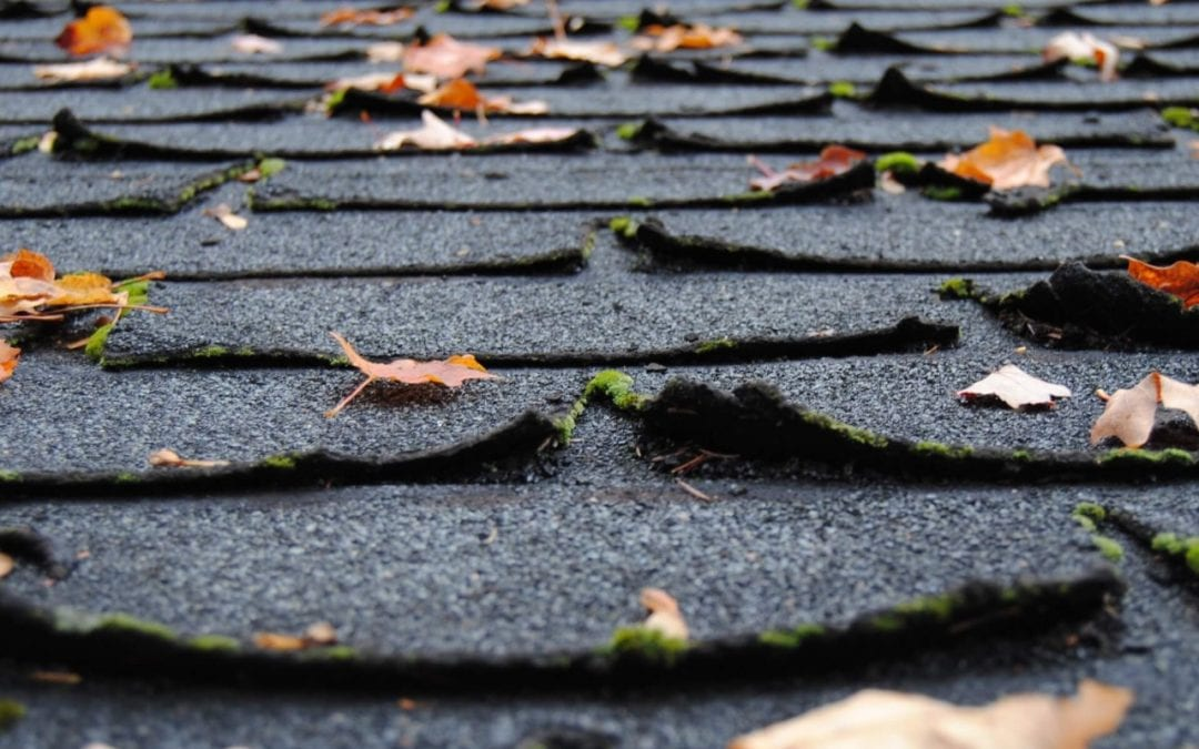curling shingles mean it is time for a new roof