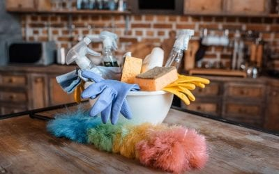 6 Unhealthy Chemicals in Your Home