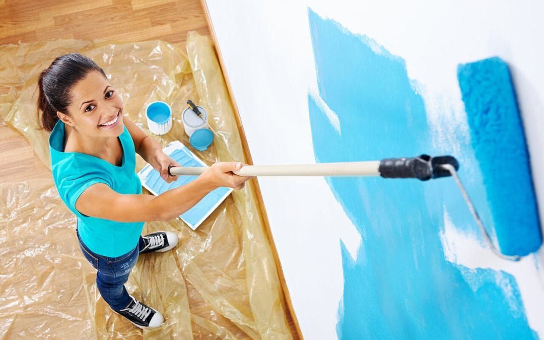 4 Interior Painting Tips